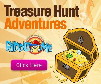 Treasure Hunts at Riddleme.com