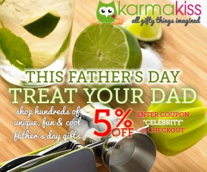 Celebrate Fathers Day with All Gifty Things Imagined!