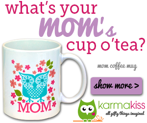 Shop at KarmaKiss.net for Unique Gifts for Mom