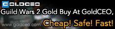 Best GW2 Gold Seller Website, Safe, Fast And Reliable Service.