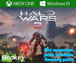 Halo Wars 2 Xbox One Key Windows 10 GLOBAL $17.96 at SCDKey.com shop now