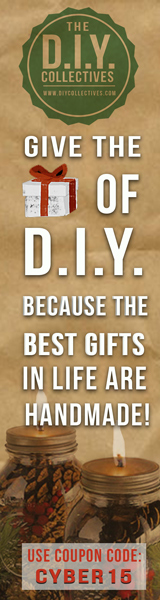 DIY COLLECTIVES | Best Things in Life are HANDMADE