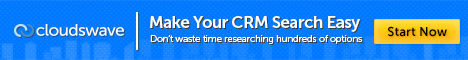 Make your CRM search easy