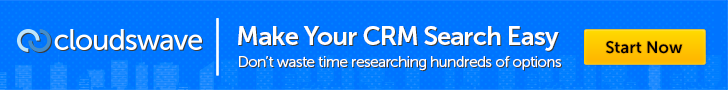 Get the right CRM software