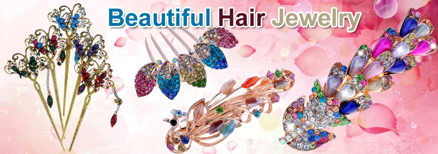 Hair Jewelry Wholesale
