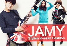 KOREAN FASHION NO.1 JAMY