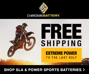 FREE Shipping at ChromeBattery.com