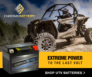 Shop UTV batteries at ChromeBattery.com