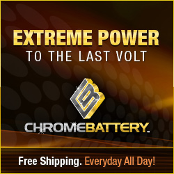 Extreme Power to the Last Volt Same Day Free