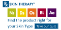 RX Skin Therapy Skin Type Quiz