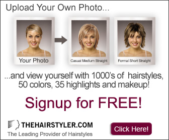 tryout your hairstyle