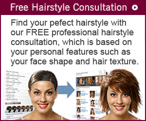 Find your Perfect Hairstyle with our Free virtual consultation!