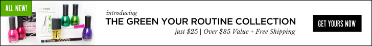 Get The Green Your Routing Collection for just $25 + Free Shipping at TotalBeauty.com