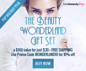 Get this 16 piece Beauty Wonderland Collection at TotalBeauty.com