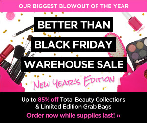 Total Beauty: UP TO 85% OFF CO...