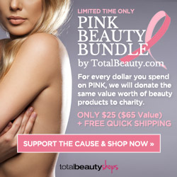 Support Breast Cancer Awarenes s with this Collection from TotalBeauty.com