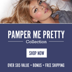 Get the Pamper Me Pretty Collection