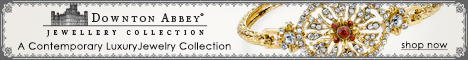 Downton Abbey Jewelry by 1928 Jewelry Company