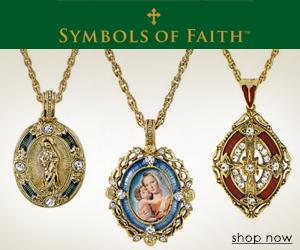 Symbols of Faith Jewelry by 1928 Jewelry Company