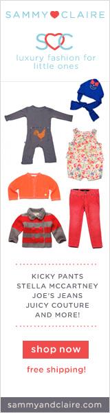 Sammy & Claire - Luxury Fashion for Little Ones