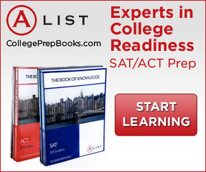 CollegePrepBooks.com provides SAT/ACT test preparation and study materials for both students and instructors.