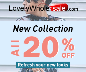 New Collection - All 20% Off!
