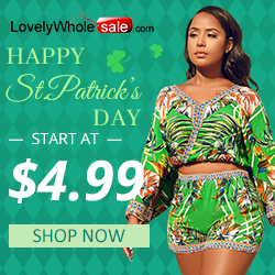 Get lucky with these St. Patrick's Day sales and deals on everything from green shirts to dresses