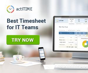 Best Timesheet fr IT Teams
