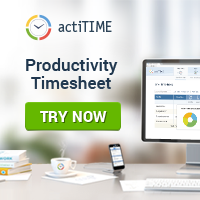 Productivity Timesheet