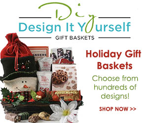 Design It Yourself Gift Baskets Coupon Code