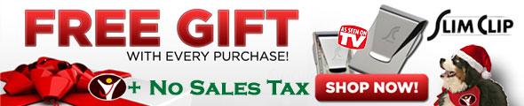 Free Money Clip & No Sales Tax ModernManBags.com