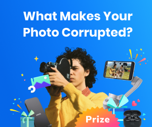Access to dive into the corruption scenarios right now and win the DJI Om 4, JBL TUNE, and more free prizes!