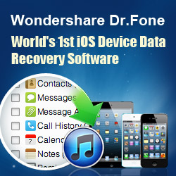 Quick, Simple & Safe Data Recovery for Your iPhone, iPad, iPod Touch