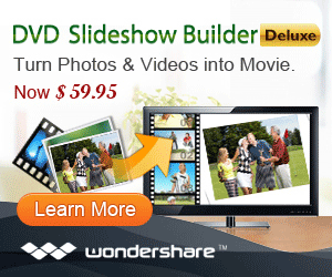 The anyone-can-master DVD photo slideshow making software can let you weave photos, video & music into a stunning DVD slideshow