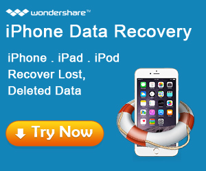Save 40% on the World's 1st iPhone and iPad Data Recovery Software!