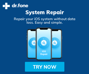 Repair your iOS system without data loss. Easy and simple.