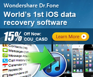 World's 1st iPhone, iPad & iPod touch data recovery software for personal users
