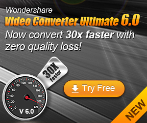 Convert Video to 158 formats with Zero quality loss, Ultra Fast!