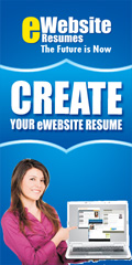 eWebsite Resumes - Working for You 24/7