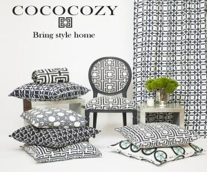 COCOCOZY Shop 300x250 Navy
