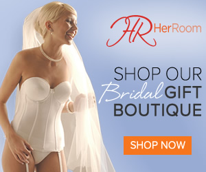 Shop the Bridal Gift Guide at HerRoom! Your Complete Guide for Apparel & Lingerie Essentials for the Bride & Her Bridal Party. Shop now!