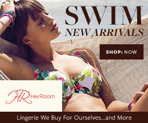 New Swimwear Arrivals at HerRoom. One Piece, Two Piece, Plus Size and more. Shop Now!