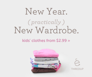 Save your kids new wardrobe!