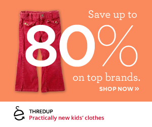 Save up to 80% on practically new kids clothes