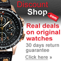Deals on Authentic Wrist Watches