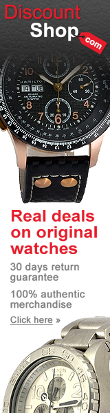 Deals on Authentic Brand Wrist Watches