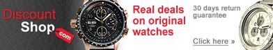 Discount watches online