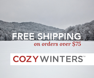 Free Shipping All Orders Over $75