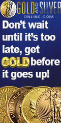 Don't Wait until it's too late, Buy Gold