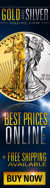 Best Price Online, Buy Gold and Silver Today!